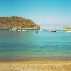 Port of Soller Mallorca Spain
