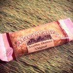 macamania bar from Anahola Granola best hawaiian snack