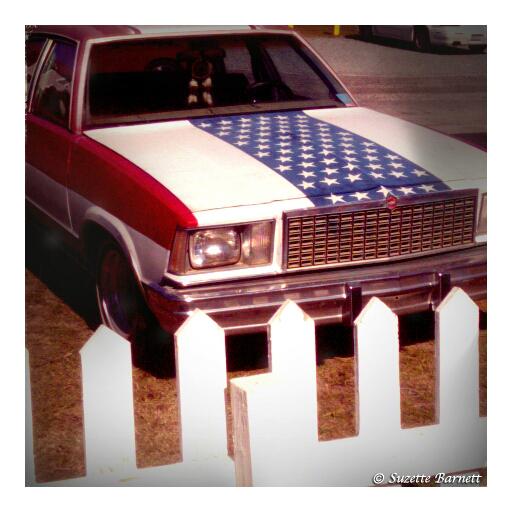 AmerFlag_Car
