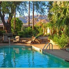 Hacienda Inn Hot Springs hotel pool