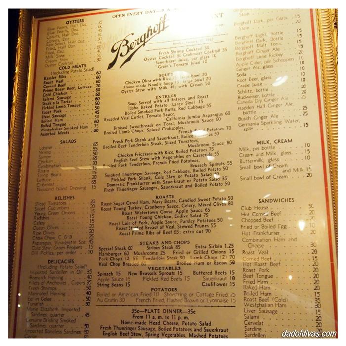 berghoff_menu