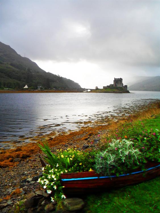 Scotland_Highlands_Eileen Donan Castle 02