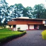 Gordon House Frank Lloyd Wright_Holga