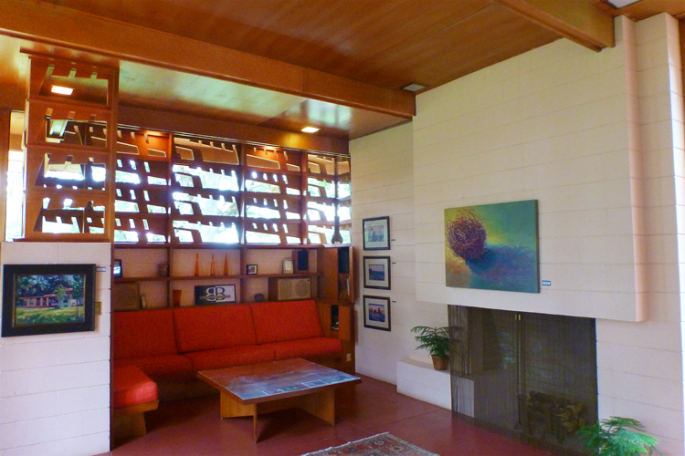 Gordon House Wright LivingRm