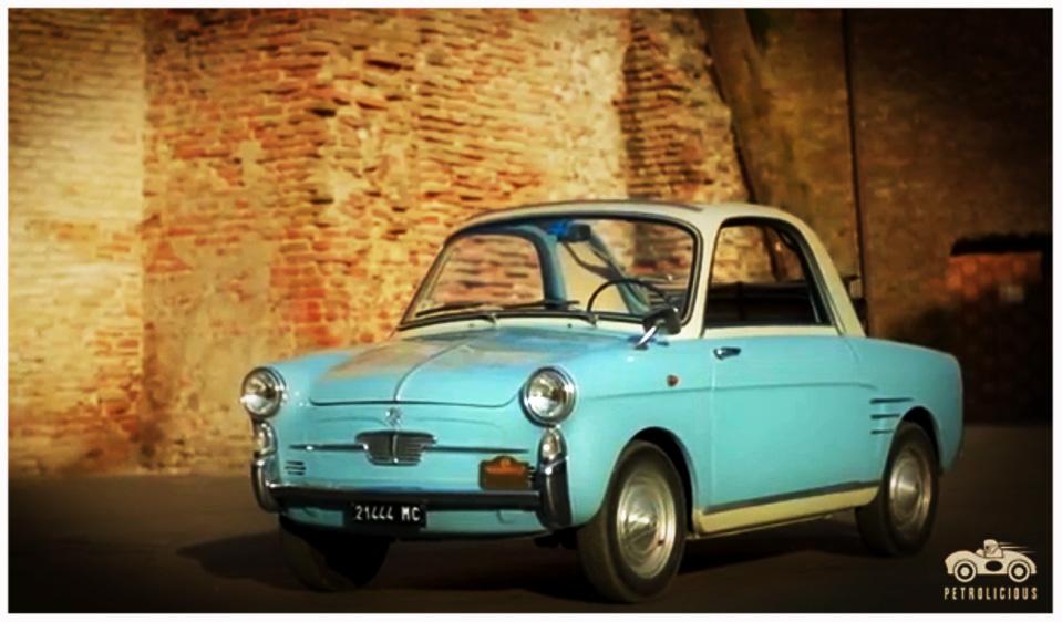 Bianchina_Little Italian Car