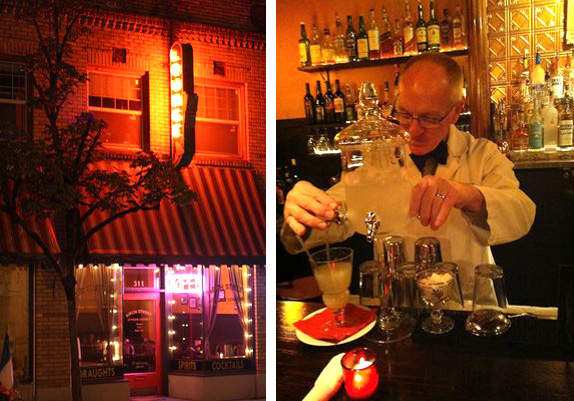 Birch St Uptown Lounge_Camas_Exterior_Bartender