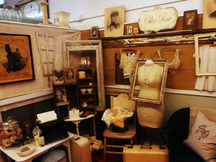 Camas Washington Boutique road trip vintage antique shop