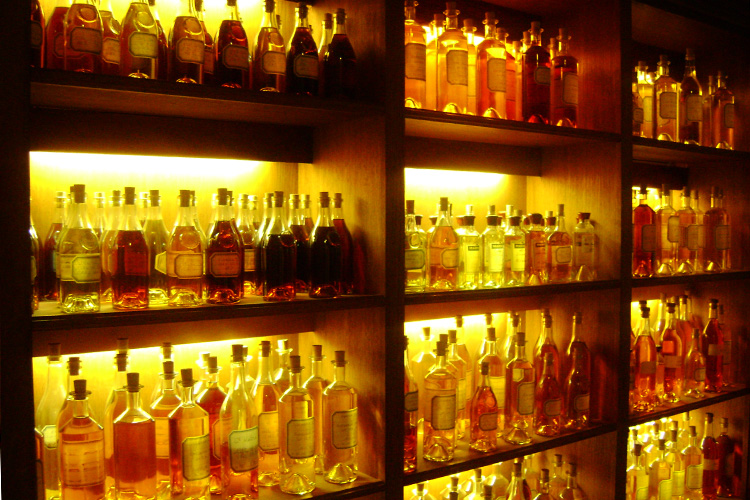 Cognac_France_Martell Tour