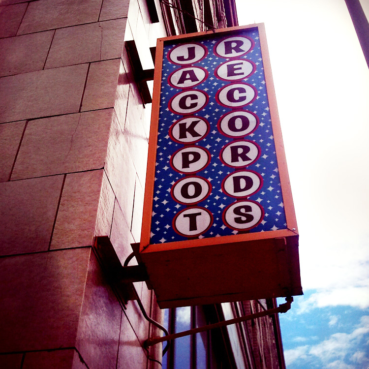 Portland_Oregon_Jackpot Records_Signage