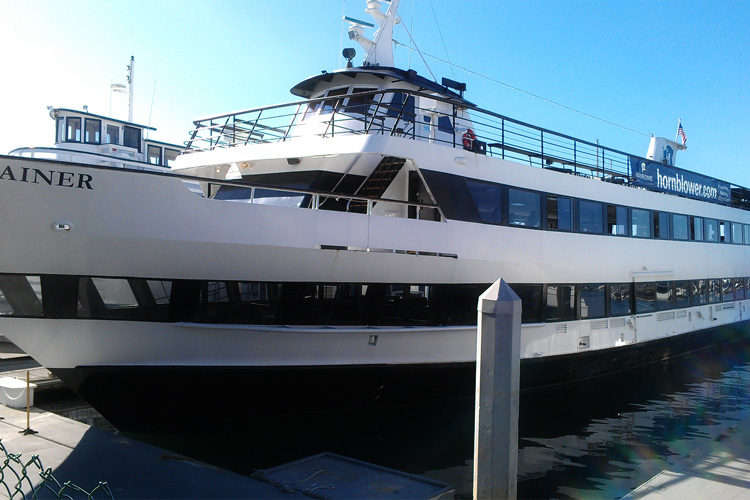 Hornblower Champagne Brunch Cruise Marina Del Rey Playa Del Rey Sightseeing Entertainer Yacht