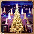 Las Vegas Bellagio Hotel Christmas Tree