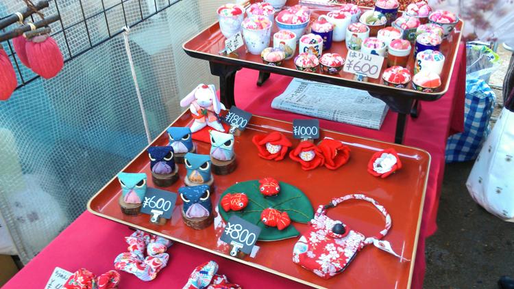 Handmade_Stuffed_Owls_Kyoto_Flea_Market_