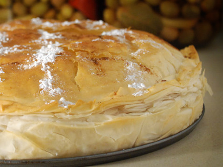 moroccan bastilla pie