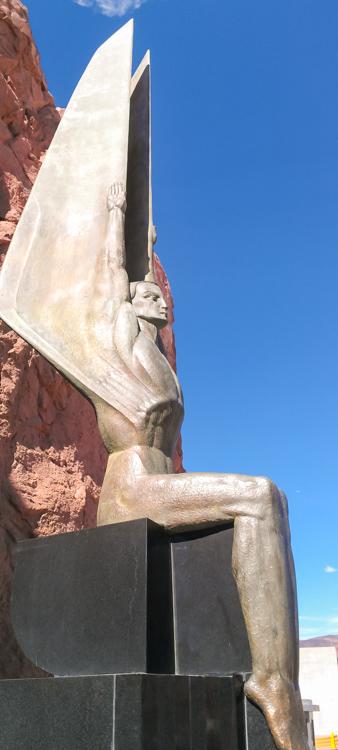 Hoover_Dam statue