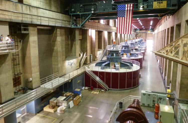 Hoover_Dam- generators