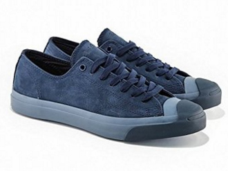 converse jack purcell_navy blue suede