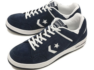 converse jack purcell_suede navy weapon onestar