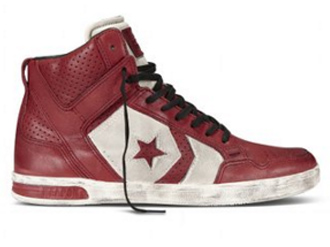 converse_red white john varvatos mid