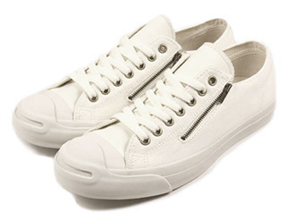 rar jack purcell converse side zipper