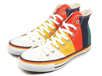 rare japan converse DC colors hitop