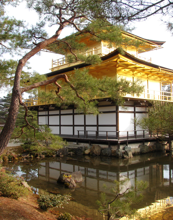 kyoto-travel-golden-temple-pavilion-kinkakuji-from-behind