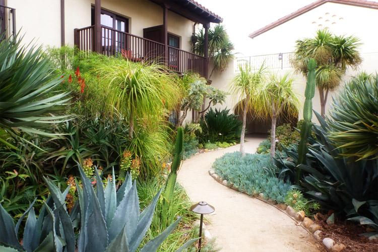 Luxury Hotel Gardens San Diego La Estancia Hotel