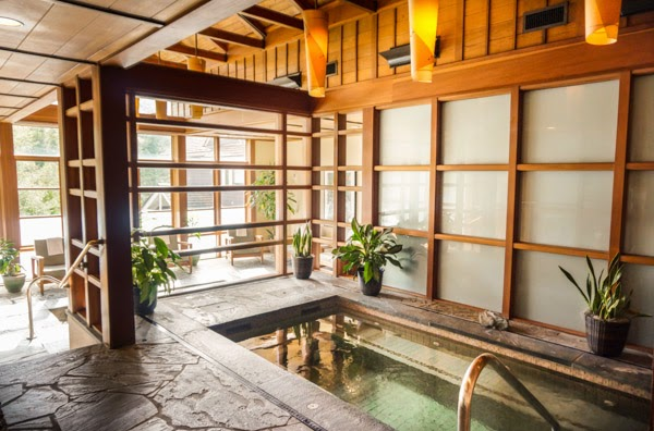 salish lodge spa relaxation pool