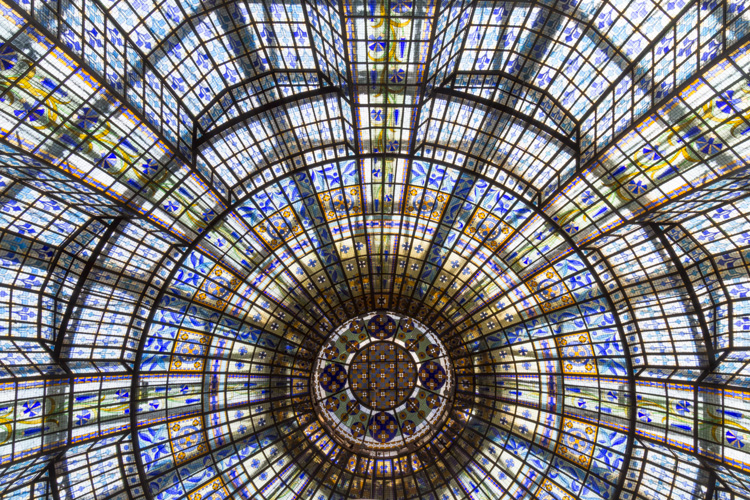 dome_ceiling_Brasserie_Printemps_Paris