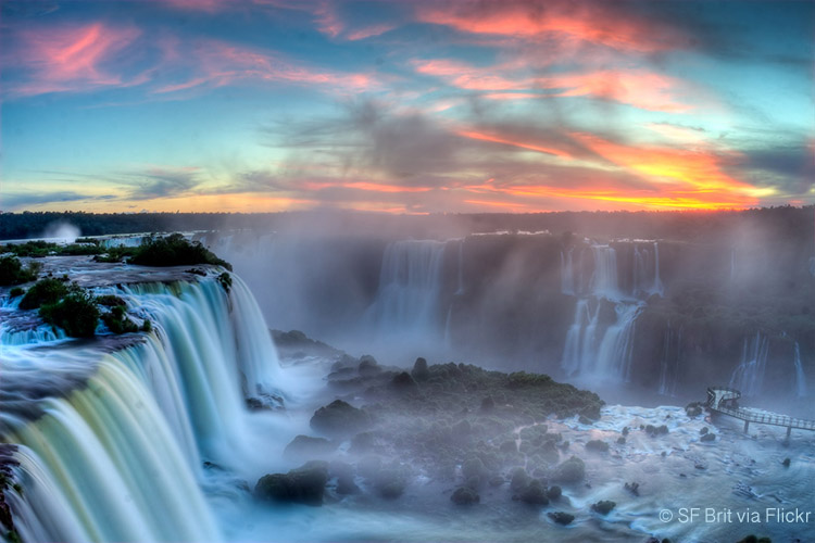 Iguazu Falls Argentina Travel Giveaway