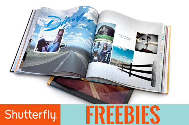 free stuff from Shutterfly_exclusive