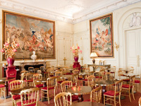 tea room at caf jacquemart-andre paris