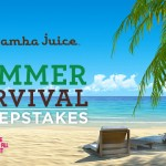 Jamba Juice Jamaica Travel Sweepstakes