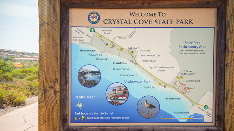 Crystal Cove Newport Coast California Try Something Fun