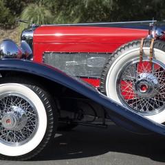 1929 Duesenberg Model J LeBaron DC Phaeton