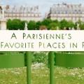 Five Favorite Places in Paris