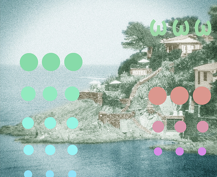 seaside mediterranean hotel