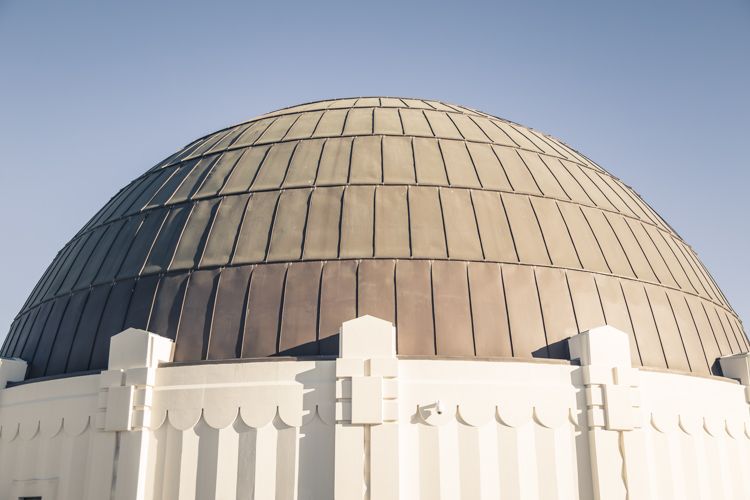 Griffith_Observatory Dome