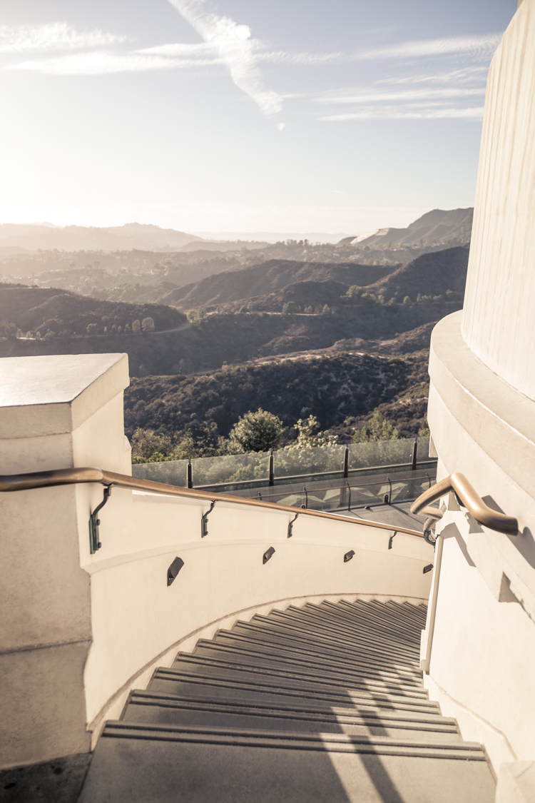 Griffith_Observatory staircase