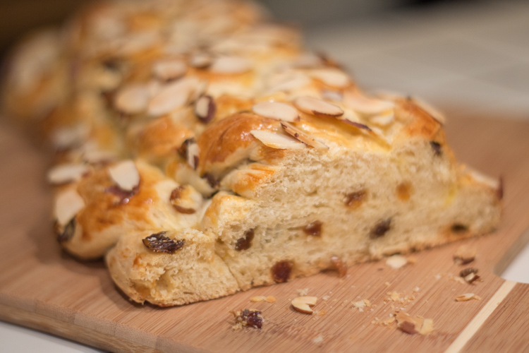 houska sweet bread