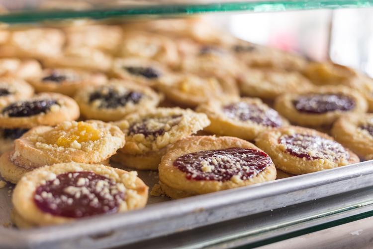 Veseckys Bakery Chicago kolache
