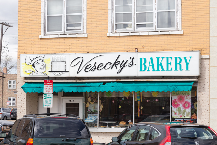 Veseckys Bakery Chicago