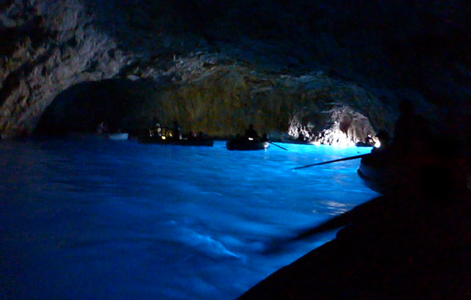 Capri Blue Grotto