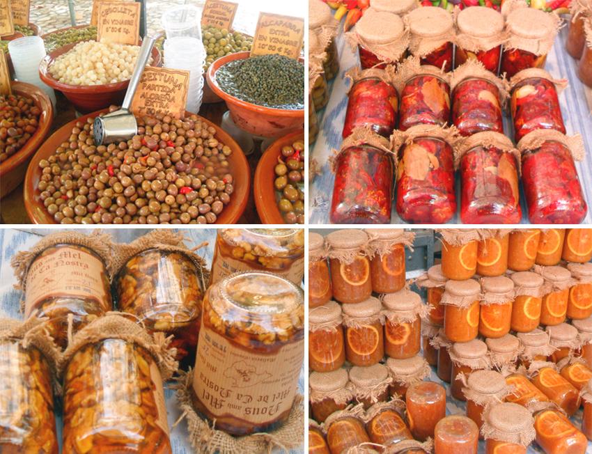 market goods Soller