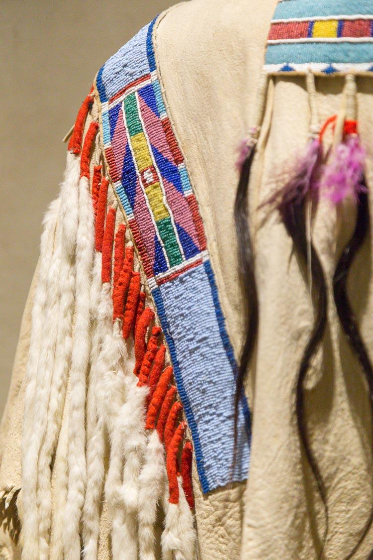 Native American historic shirt