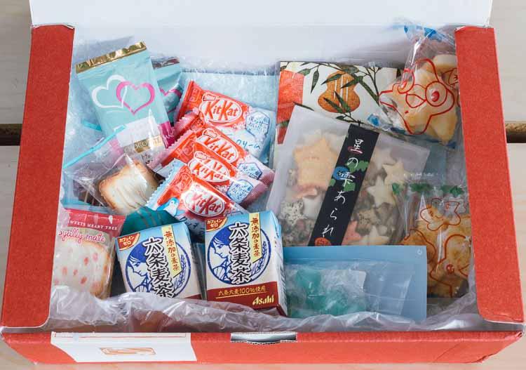 Kizuna Box from Japan