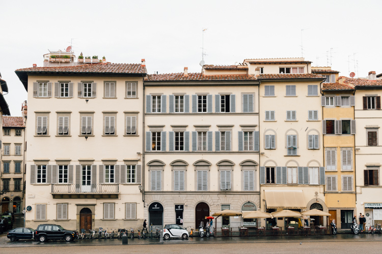 Florence Oltrarno buildings