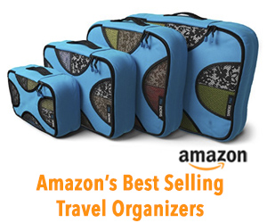 Best Selling Travel Organizer Amazon