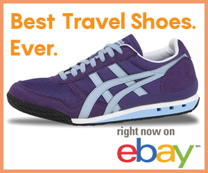 Onitsuka best travel shoe